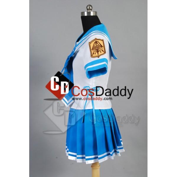 Aria the Scarlet Ammo Reki's Uniform Cosplay Costume