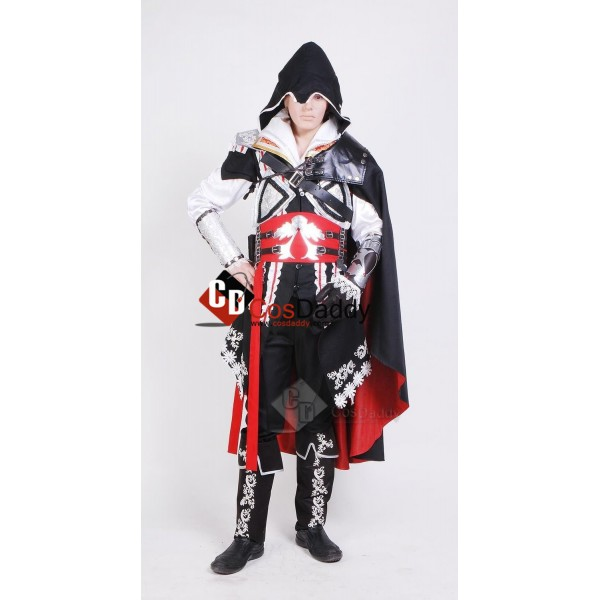 Assassin's Creed 2 II Ezio Cosplay Outfit Cosplay ...