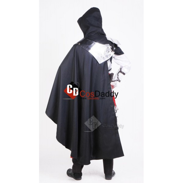 Assassin's Creed 2 II Ezio Cosplay Outfit Cosplay Costume