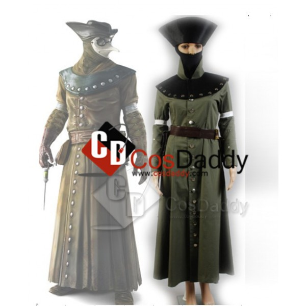 Assassin's Creed: Brotherhood Doctor Cosplay Costu...
