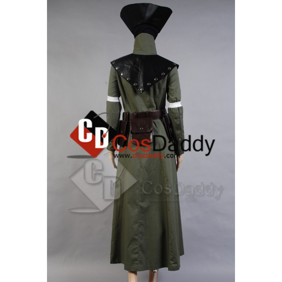 Assassin S Creed Brotherhood Doctor Cosplay Costume