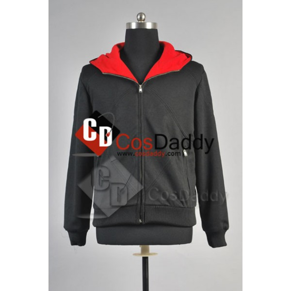 Assassin's Creed Desmond Miles Hoodie Cosplay Cost...