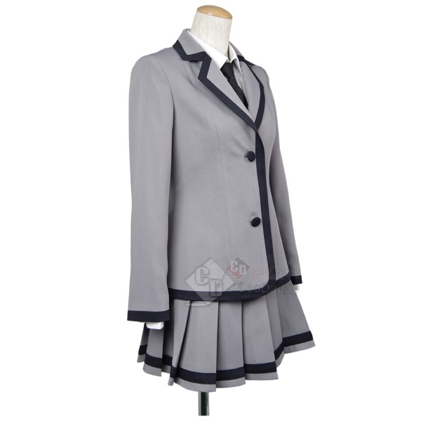 Assassination Classroom Kaede Kayano Uniform Cosplay Costume