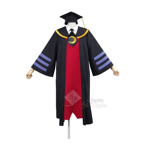 Assassination Classroom Koro-sensei Bachelor Gown ...