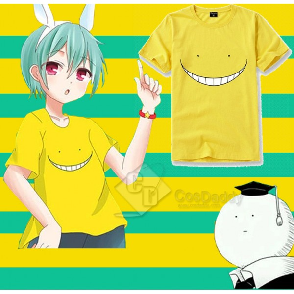 Assassination Classroom Koro-sensei T shirt