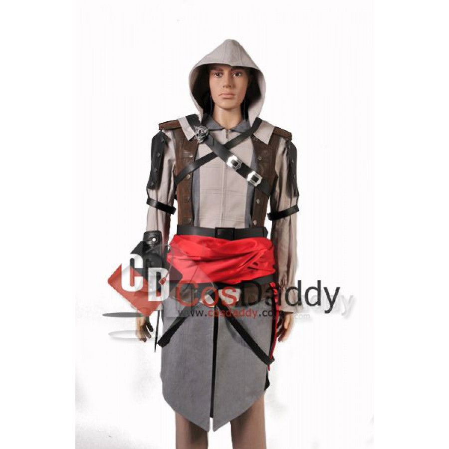 Assassin S Creed 4 Black Flag Edward Kenway Outfit Cosplay Costume
