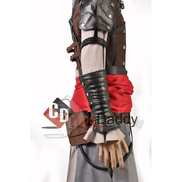 Assassin's Creed 4 Black Flag Edward Kenway Outfit Cosplay Costume