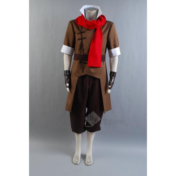 Avatar The Legend of Korra Mako Cosplay Costume