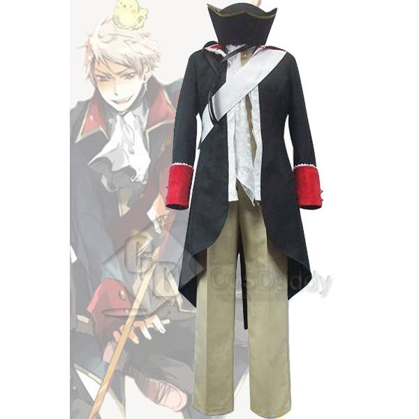 Axis Powers Hetalia Austria Uniform Cosplay Costume Version 1