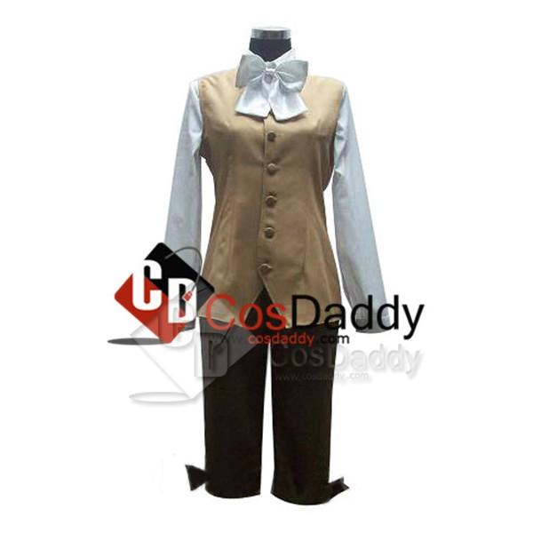 Axis Powers Hetalia Austria Uniform Cosplay Costume Version 2