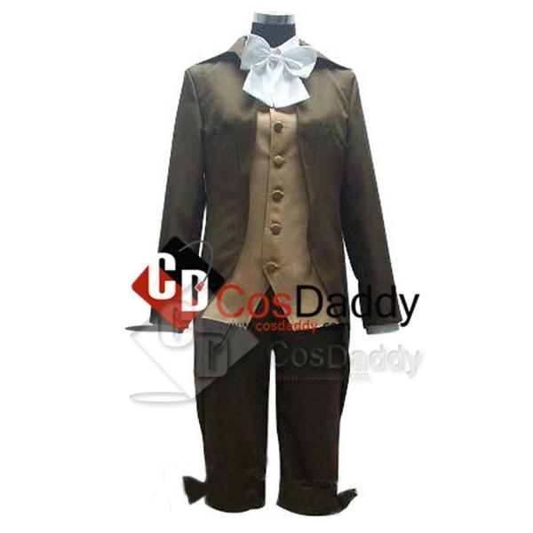 Axis Powers Hetalia Austria Uniform Cosplay Costum...