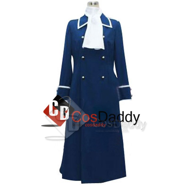 Axis Powers Hetalia Austria Uniform Cosplay Costume Version 3