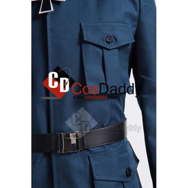 Axis Powers Hetalia Hungary Uniform Cosplay Costume
