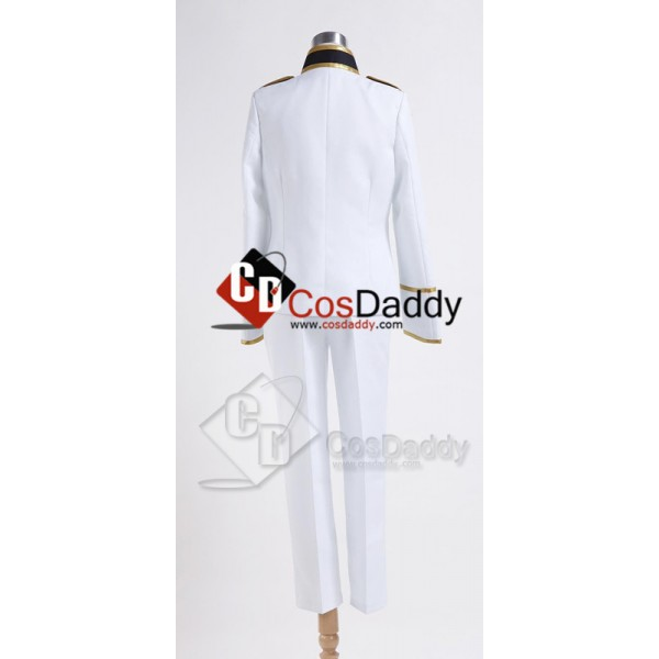 Axis Powers Hetalia Japan Uniform Cosplay Costume