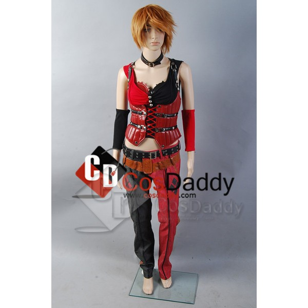 Batman Arkham Asylum City Harley Quinn Cosplay Cos...