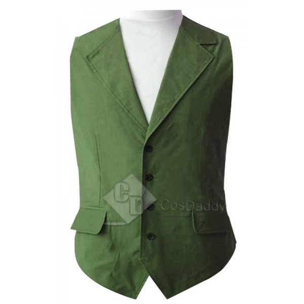 Batman: the Dark Knight Joker Green Halloween Vest...
