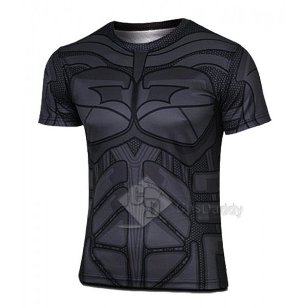 Batman T shirt Tee DC Comics Short Sleeves