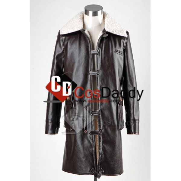 Batman:The Dark Knight Rises Bane Coat Jacket Cosp...