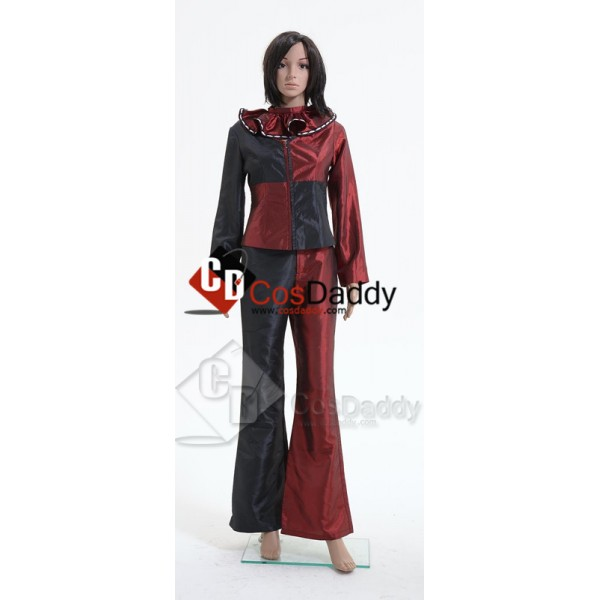 Batman 3 The Dark Knight Rises Harley Quinn Cosplay Costume