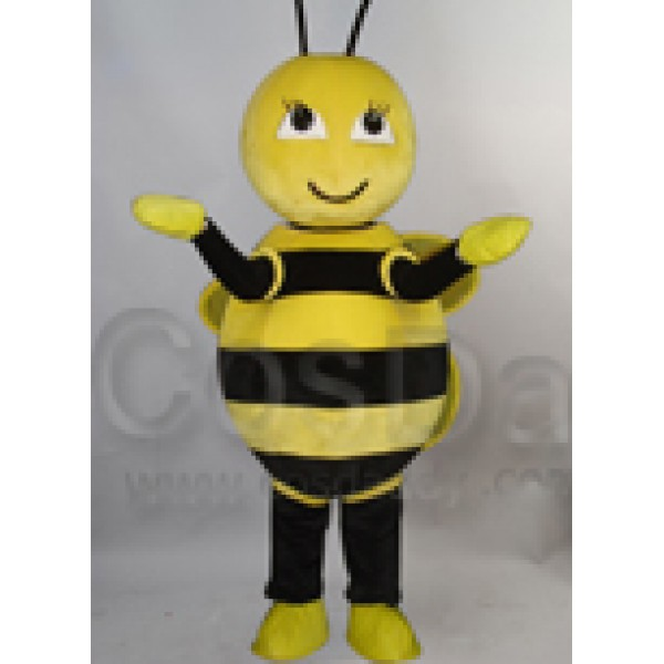 Bee Honeybee Bumblebee Mascot Costume