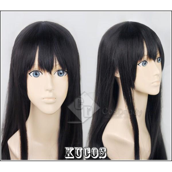Beyond the Boundary Mitsuki Nase Cosplay Wig