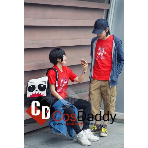 Big Hero 6 Hiro Hamada Red T-shirt