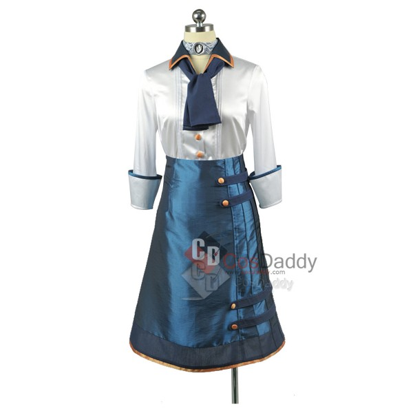 Bioshock Infinite Elizabeth Dress Coat Party Cospl...