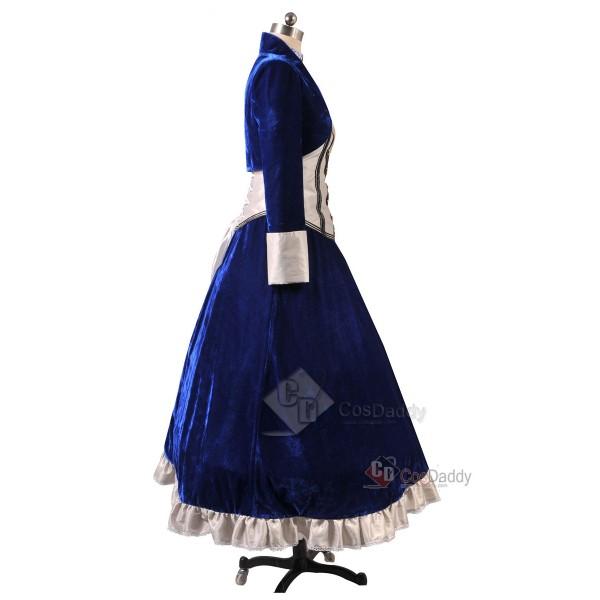 Bioshock Infinite Elizabeth Dress Cosplay Costume