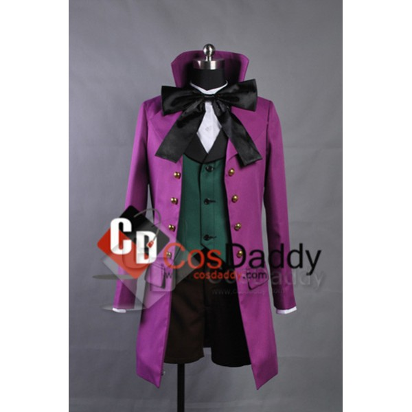 Black Butler II 2 Alois Trancy Cosplay Costume