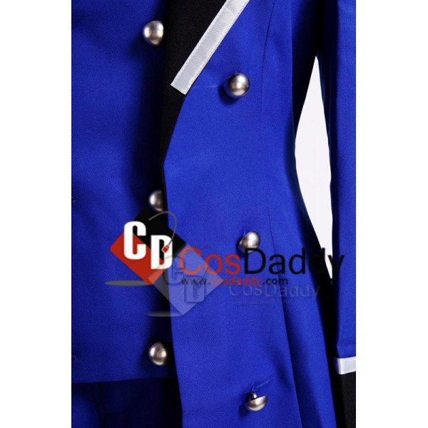 Black Butler II 2 Ciel Phantomhive Cosplay Costume