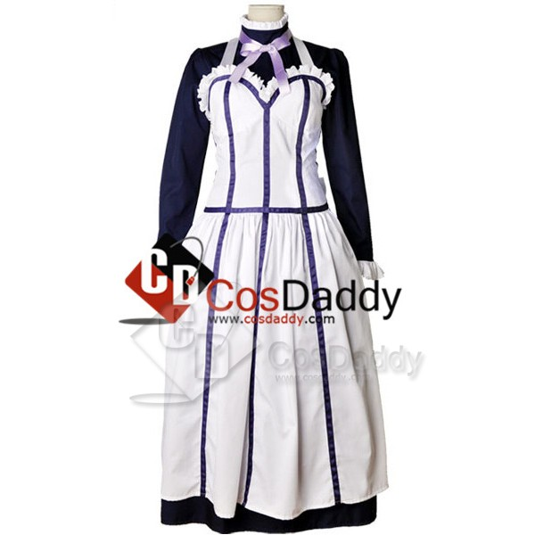 Black Butler II Hannah Annafellows Cosplay Costume
