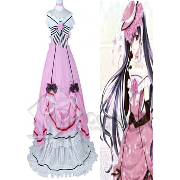 Black Butler Kuroshitsuji Ciel Cosplay Dress Cosplay Costume