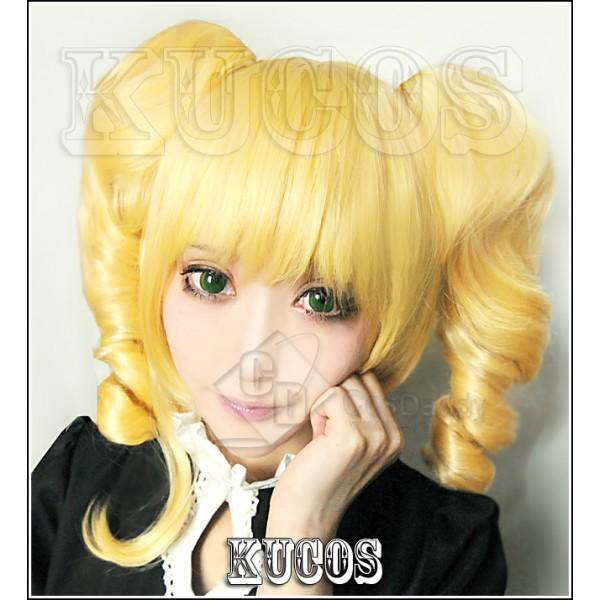 Black Butler Kuroshitsuji Elizabeth Cosplay Wig