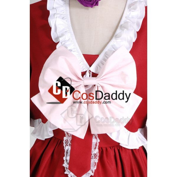 Black Butler Kuroshitsuji Elizabeth Gown Cosplay Costume