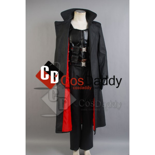 Blade Wesley Snipes the Vampire Slayer Coat Vest P...