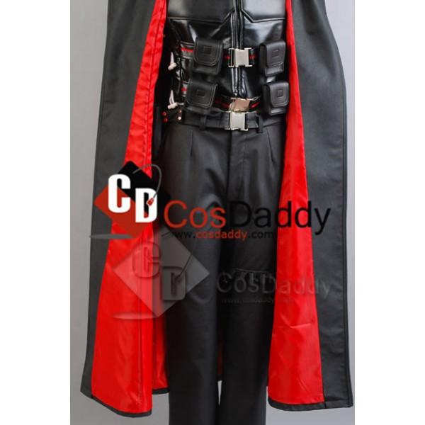 Blade Wesley Snipes the Vampire Slayer Coat Vest Pants Set Cosplay Costume