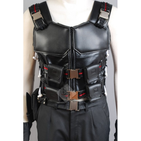 Blade Wesley Snipes the Vampire Slayer Vest Cosplay Costume