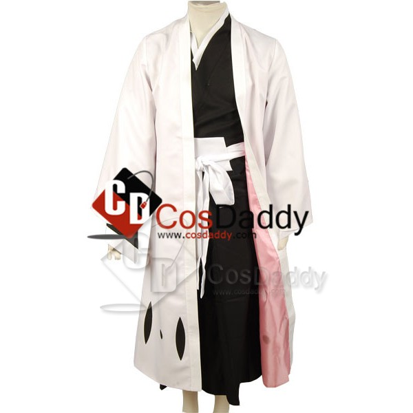Bleach 4th Division Captain Unohana Retsu Cosplay ...