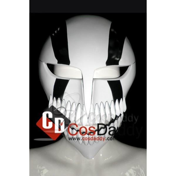 Bleach Cosplay Ichigo Kurosaki Hollow Mask Movable...