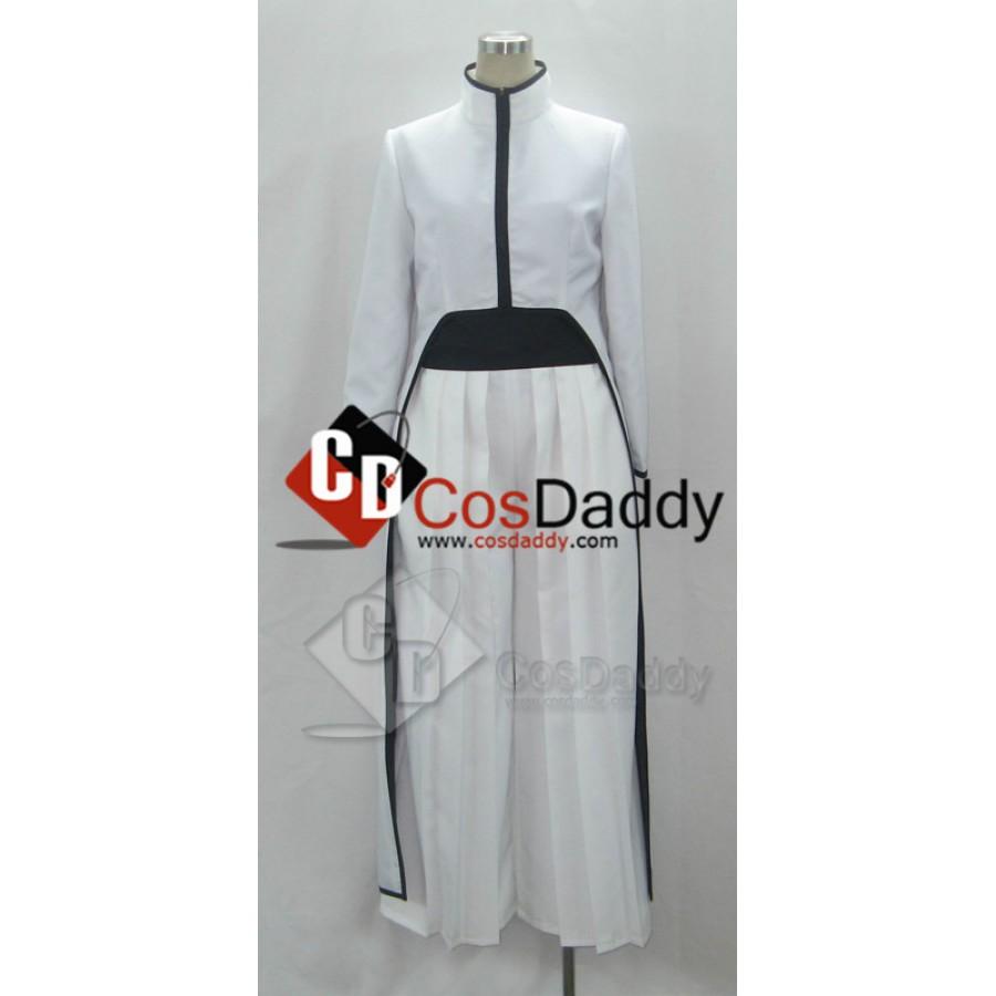 Bleach Kuchiki Byakuya Clothing Cos Cloth Uniform Cosplay Costume
