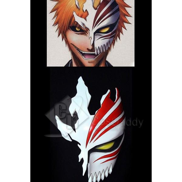 Bleach Ichigo 1/2 Half Hollow Mask Collection V2.0