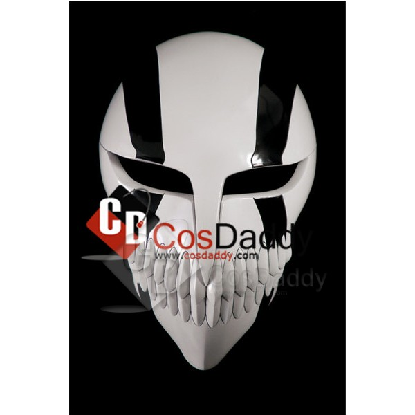 Bleach Ichigo Black Full Hollow Mask Collection Version