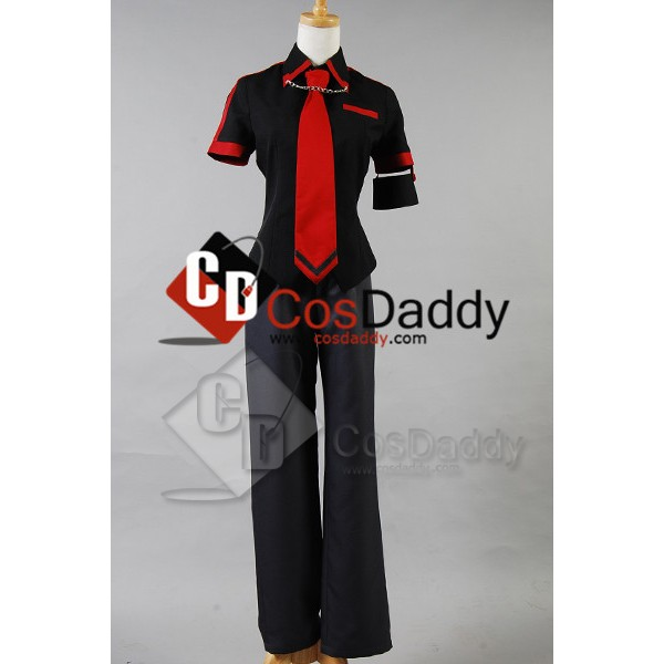 Blood C Sanbara Academy Boy Uniform Cosplay Costum...