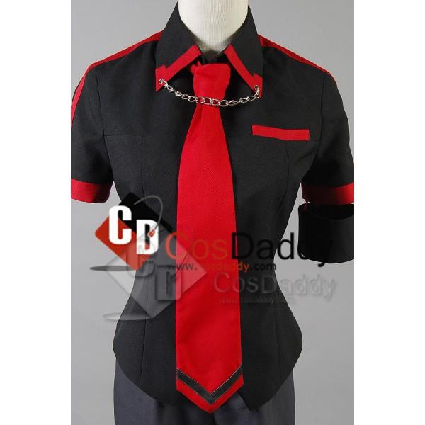Blood C Sanbara Academy Boy Uniform Cosplay Costume