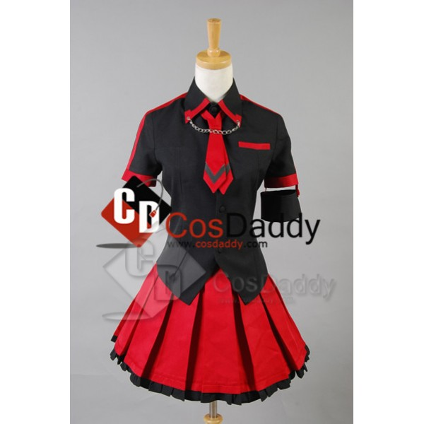 Blood C Saya Kisaragi Sanbara Academy Girl Uniform...