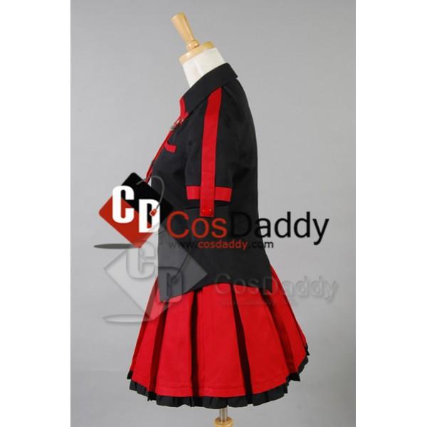 Blood C Saya Kisaragi Sanbara Academy Girl Uniform Cosplay Costume