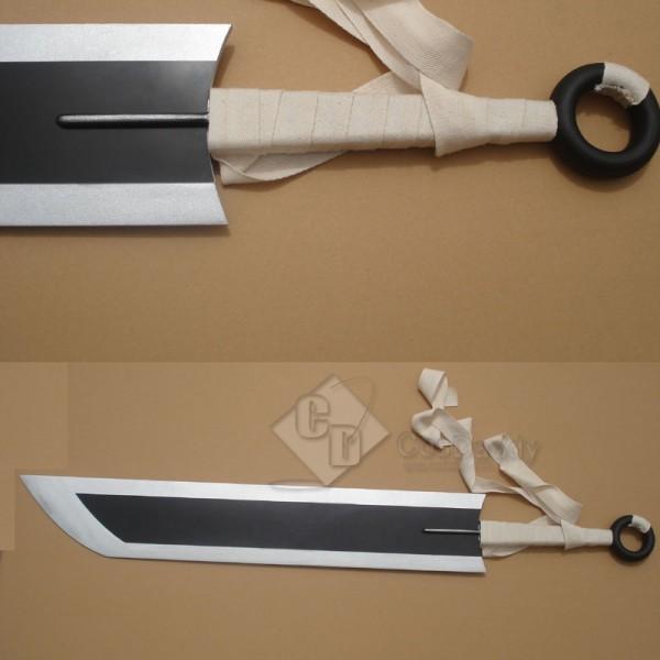 Brave 10 Kirigakure Saizo Big Sword Cosplay Prop