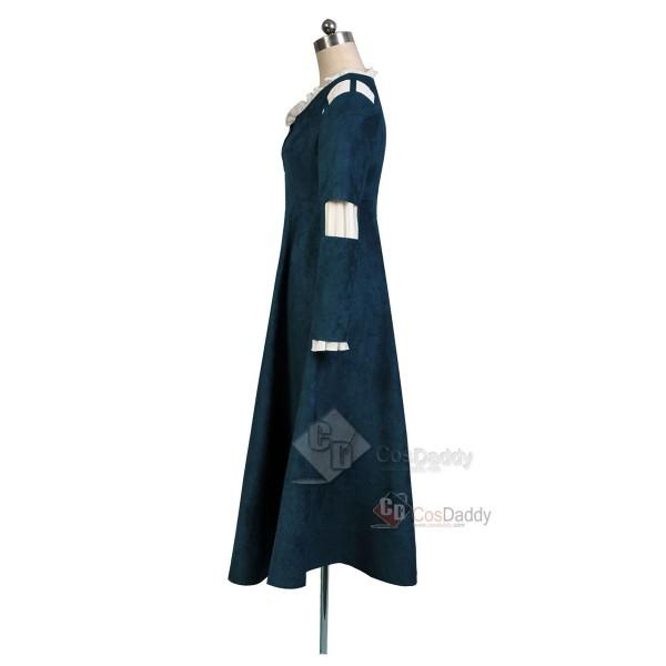 Brave Princess Merida Dress Cosplay Costume