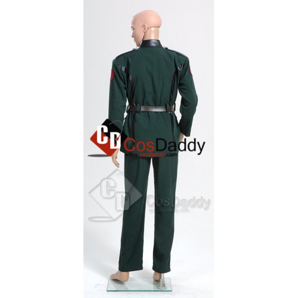 Captain America Red Skull Complete Cosplay Costume