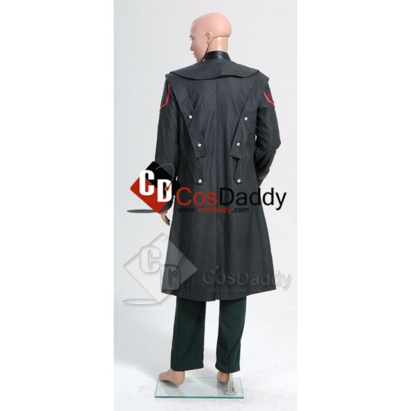 Captain America:The First Avenger Red Skull Coat Cosplay Costume